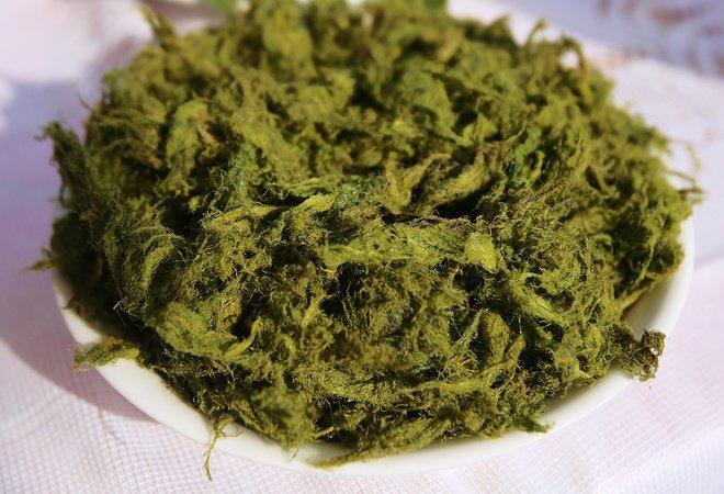 rêu nướng đặc sản hà giang