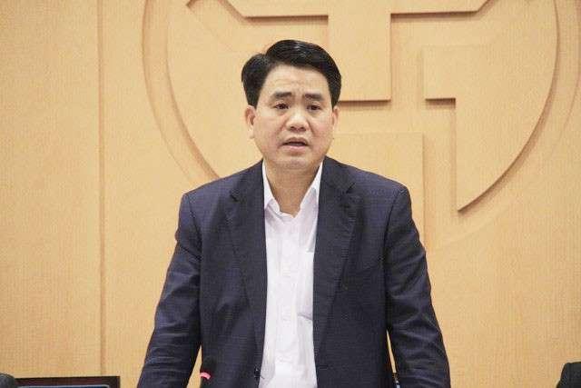 Chủ tịch UBND thành phố Hà Nội