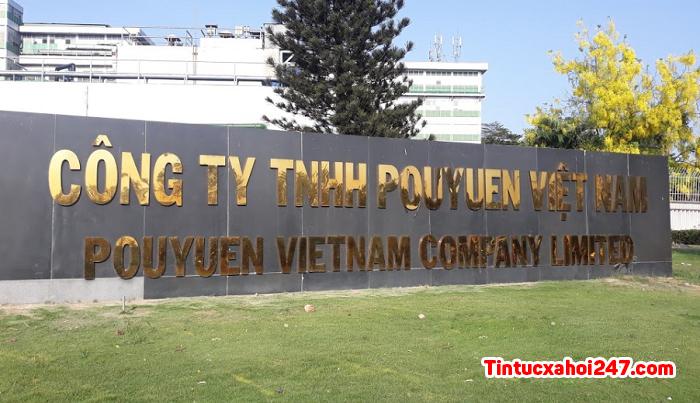 công ty PouYuen tạm dừng hoạt động