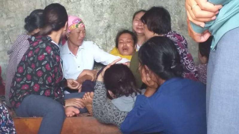 vụ bé trai mất tích ở Quỳnh Lưu Nghệ An